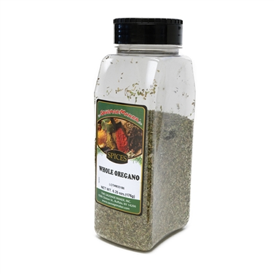 Oregano, Whole, 6.5 oz.