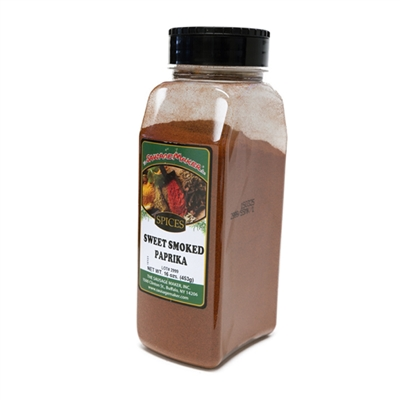 Smoked Paprika, 16 oz.