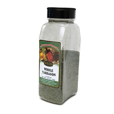 Tarragon, Whole, 2.5 oz.