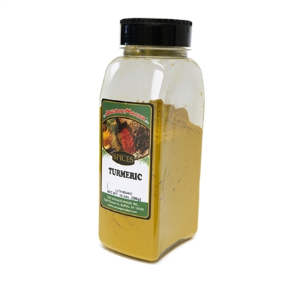 Turmeric, Ground, 14 oz.