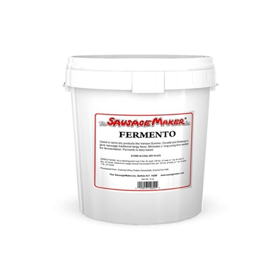 Fermento, 5 lbs. (Cultured Whey Protein and Skim Milk)