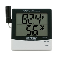 Extech Digital Hygro-Thermometer