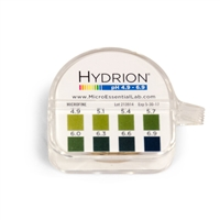 pHydrion pH Strips (4.9-6.9 Range)