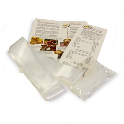 "UMAi Dry 32mm (1.25"") Sausage Casing Packet"