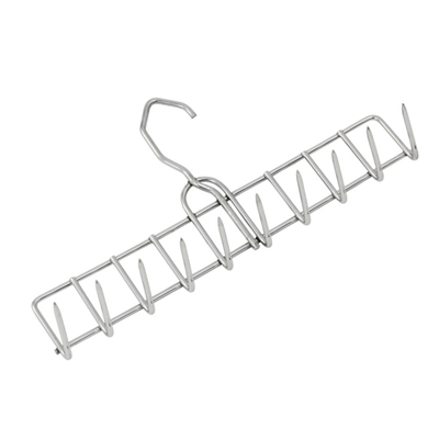 10-Prong Stainless Steel Bacon Hanger