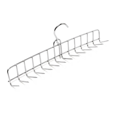 14-Prong Stainless Steel Bacon Hanger