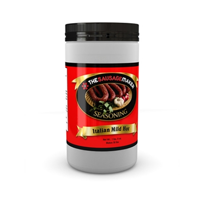 Mild-Hot Italian Sausage Seasoning, 1 lb. 8 oz.