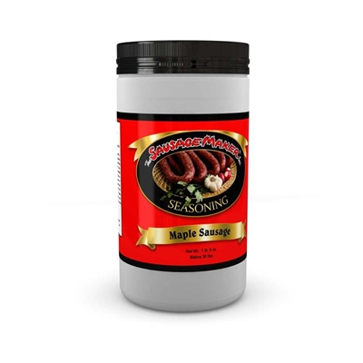 Maple Sausage Seasoning, 1 lb. 4 oz.