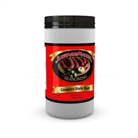Country Style Pork Sausage Seasoning, 1 lb. 4 oz.