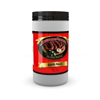 Garlic Basil Sausage Seasoning, 1 lb. 4 oz.