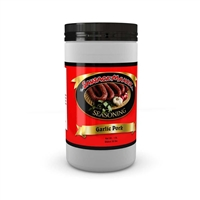Garlic Pork Sausage Seasoning, 1 lb.