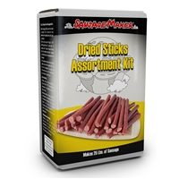 Dried Sausage Sticks Assortment Kit