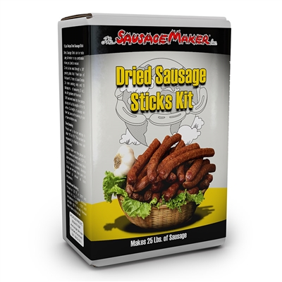 Dried Sausage Sticks Kit
