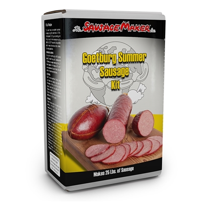 Goteborg Summer Sausage Kit