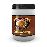 Memphis Style Barbecue Rub, 2 lbs.