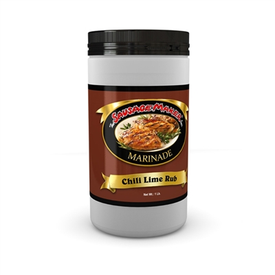 Chili Lime Rub, 2 lbs.