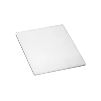 "Cutting Board, 18"" x 12"" x 1/2"", White"
