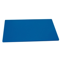 "Cutting Board, 18"" x 12"" x 1/2"", Blue"