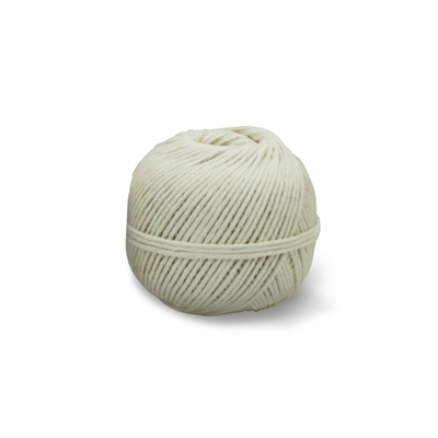 Cotton Butcher Twine, 1 Ball