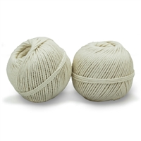 Cotton Butcher Twine, 2 Balls