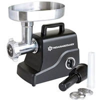 #12 Kitchen Meat Grinder, Black