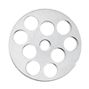 "#10/12 Stainless Steel 3/4"" Grinder Plate"