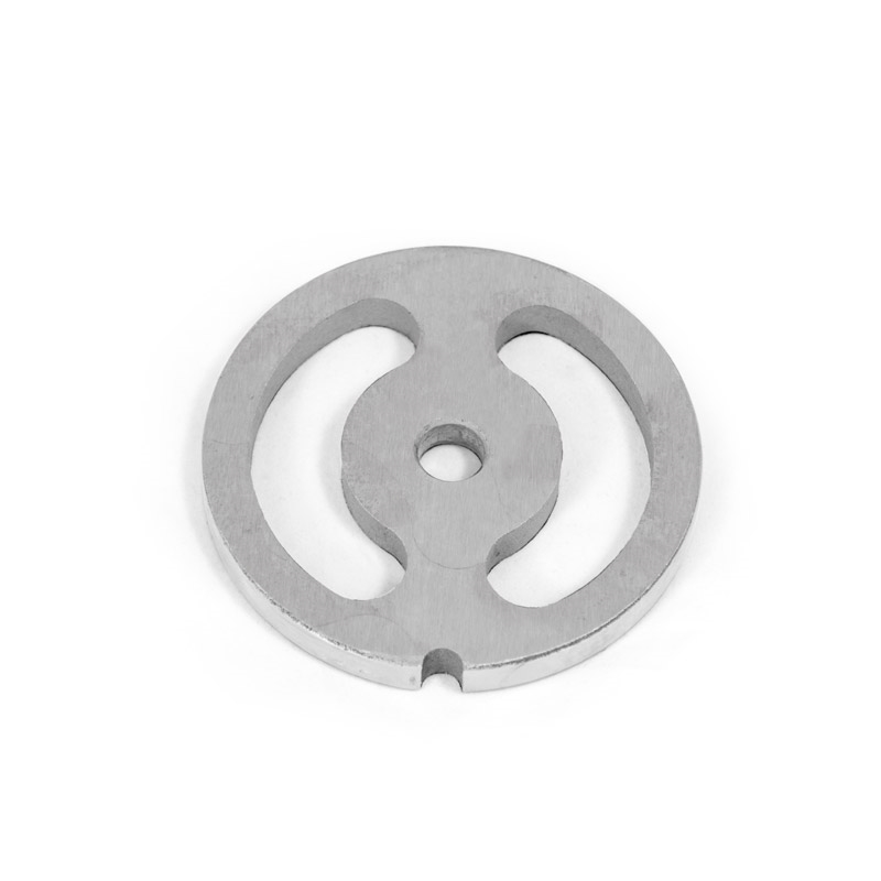 # 10//12 Stainless Steel Grinder Stuffing Plate