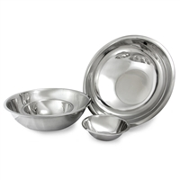 Stainless Steel Mixing Bowls, Set of 4
