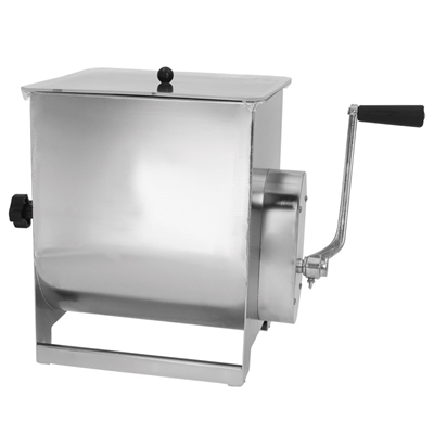 44 lb. Stainless Steel Meat Mixer
