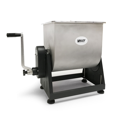 50 lb. Stainless Steel Meat Mixer
