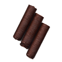 "32mm (1 1/4"") Mahogany Collagen Casings"