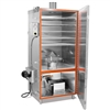 100 lb. Stainless Steel Electric Smoker