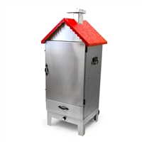30 lb. Stainless Steel Non-Insulated Country Smoker