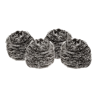 Stainless Steel Sponges, 12 Pack