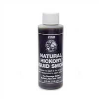 Natural Hickory Liquid Smoke, 4 oz.