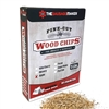 Apple Woodchips, Fine Cut, 5 lb. Box