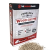 Sugar Maple Woodchips, Fine Cut, 5 lb. Box