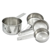 Stainless Steel Measuring Cups