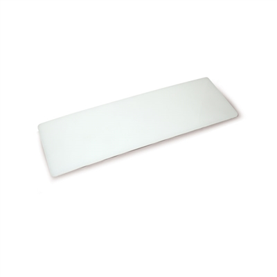White Plastic Insert for Jerky Board