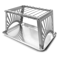 Stainless Steel Jerky Oven Tray