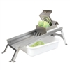 Mandolin Style Cabbage Shredder, Stainless Steel
