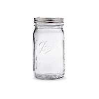 Ball 1 Quart Wide-Mouth Canning Jar (32 oz.)