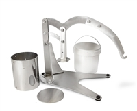 Stainless Steel Dutch Style Cheese Press