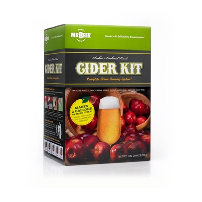 Mr. Beer Archer's Orchard Hard Cider Kit