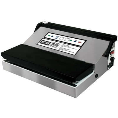 Weston PRO-1100 Vacuum Sealer with Roll Cutter