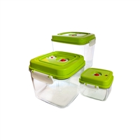 Vacuum Sealer Canisters