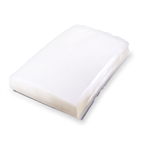 "Zipper Vacuum Bags 8"" x 12"", Box of 50"