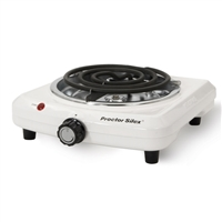 Proctor Silex Fifth Burner
