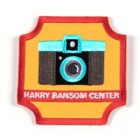 Iron-on Patch - Camera