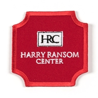 Iron-on Patch - Ransom Center Logo